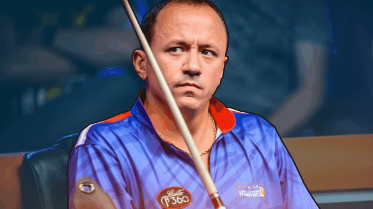 Shane Van Boening has again underperformed on the Mosconi stage