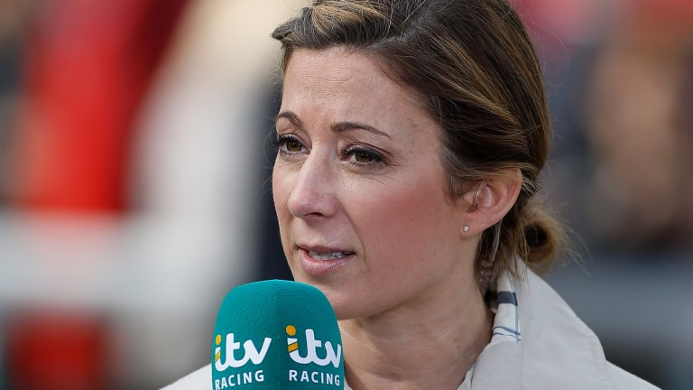 Hayley Turner: placed bets while holding a jockeys' licence