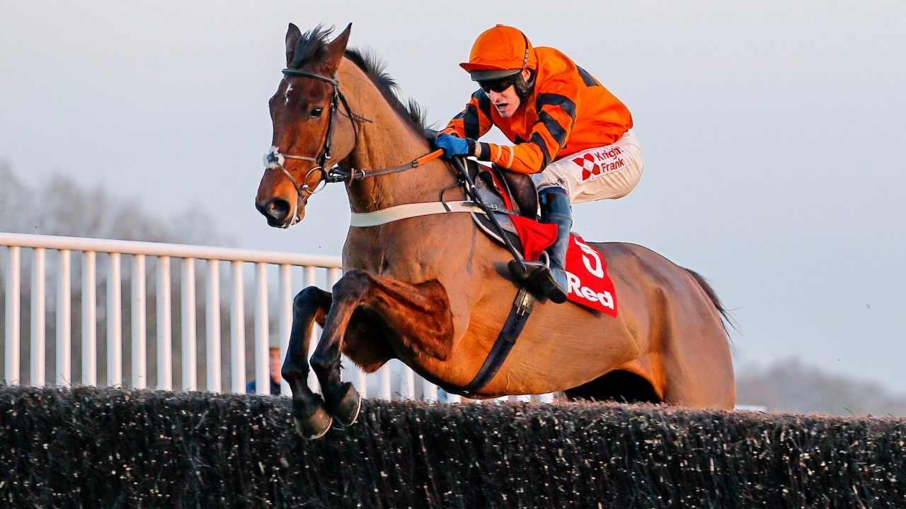 Christmas Horse Racing.Christmas Cracker Scudamore Banking On Thistlecrack In King