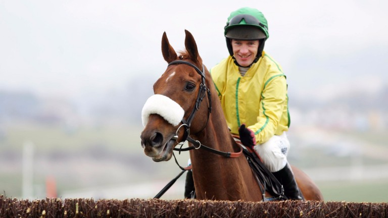 Paul Carberry: won the Golden Button in 2009