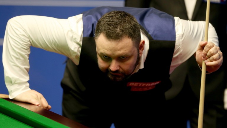 Stephen Maguire will be eyeing a place in the semi-finals