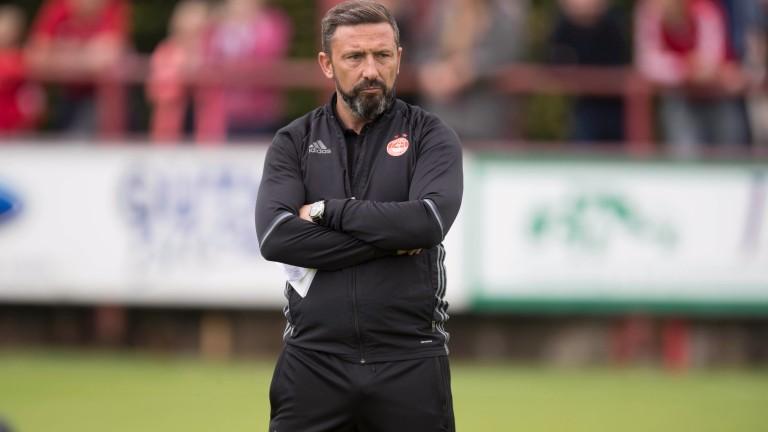 Derek McInnes is staying in Aberdeen