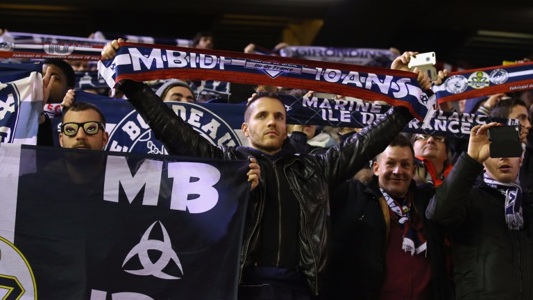 Bordeaux supporters are having a tough time