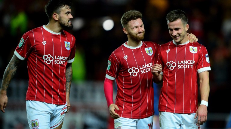 Bristol City are flying high in the Championship
