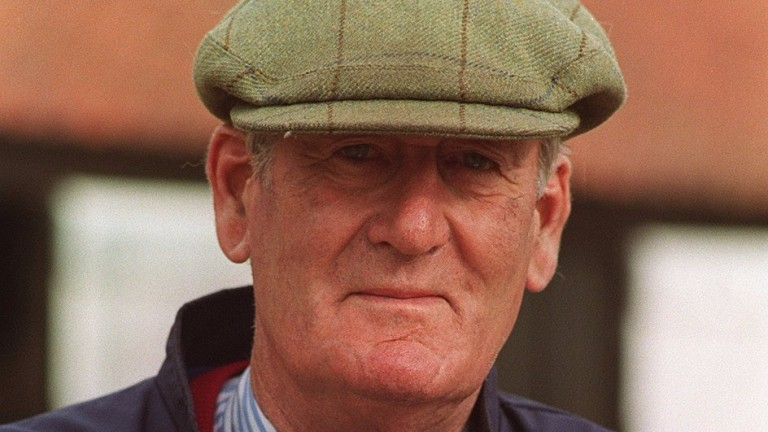 Peter Walwyn: leading trainer by number of winners on six occasions