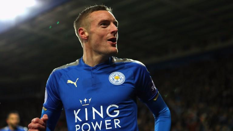 Leicester hotshot Jamie Vardy