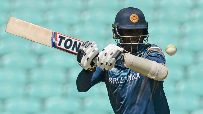 Angelo Mathews is a reliable runscorer in Sri Lanka's struggling one-day team
