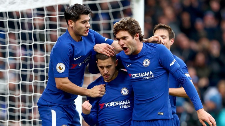 Chelsea could be celebrating derby delight