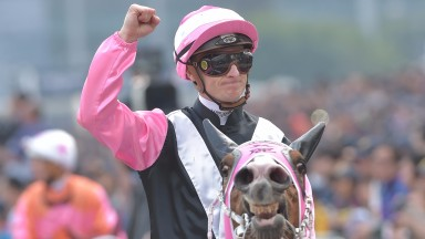 Zac Purton has a fine book of rides in the Hong Kong International Races including last year's winner Beauty Only