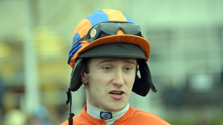 Tony Kelly: recovering from fall at Southwell