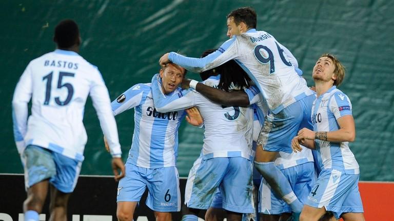 Lazio are unbeaten at home this season