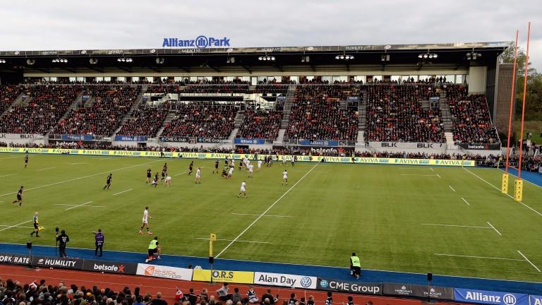 Saracen's home ground Allianz Park