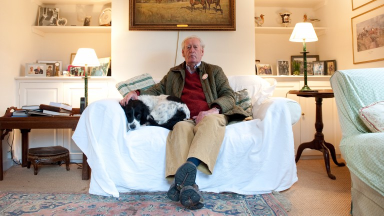 """Peter Walwyn: """"To see him or even think of him always brought a smile and a chuckle"""""""