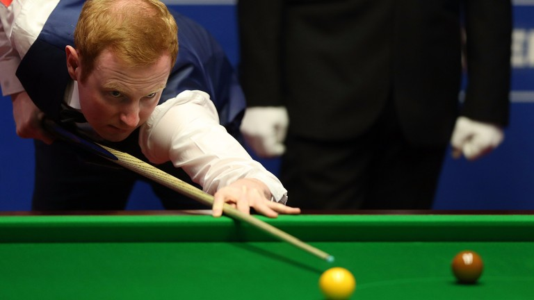 Anthony McGill could fare better in Glasgow this week