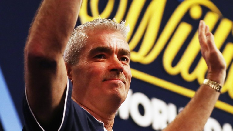 Steve Beaton is ready for World Darts action