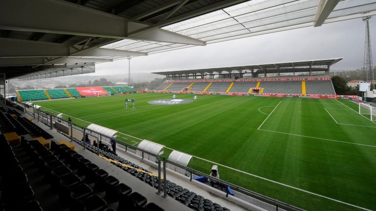 Pacos Ferreira's Mata Real Stadium