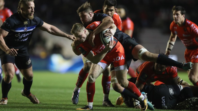 Bath put up a big fight in Toulon in round three