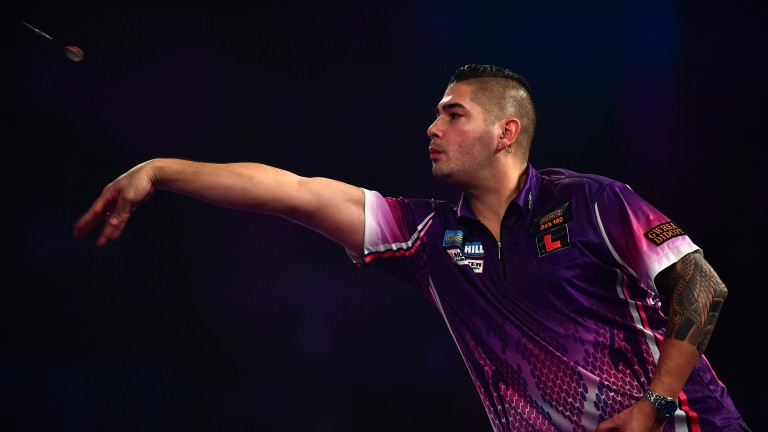 Jelle Klaasen  faces compatriot Jan Dekker in the first round