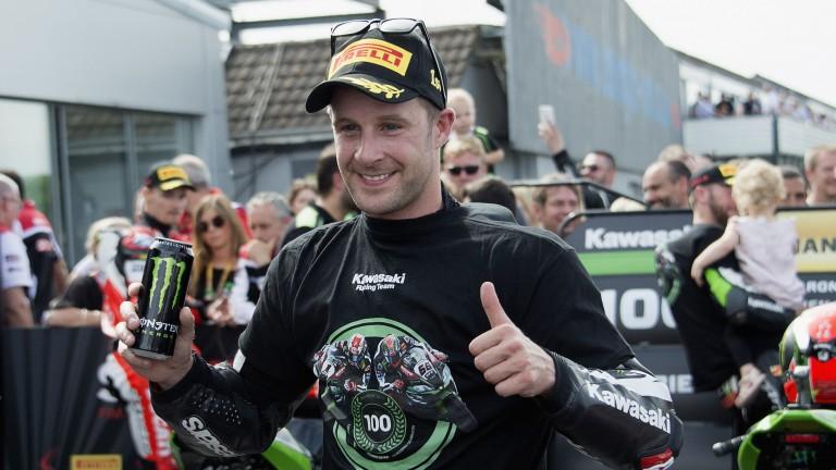 Jonathan Rea has won three successive World Superbike titles