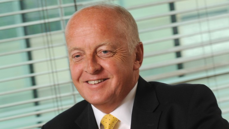 David Bellamy: has headed up wealth management giant St James's Place