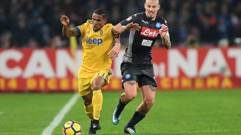 Juventus and Napoli are set to battle it out