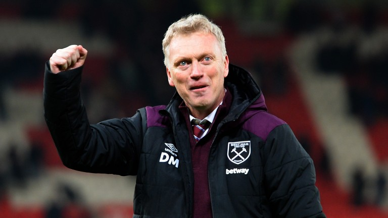 David Moyes: the West Ham manager and racehorse owner is 55
