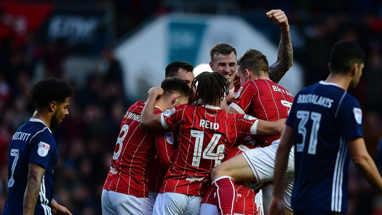 Bristol City have had plenty to celebrate this season