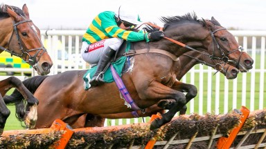 Unowhatimeanharry bids for a second Long Walk Hurdle at Ascot