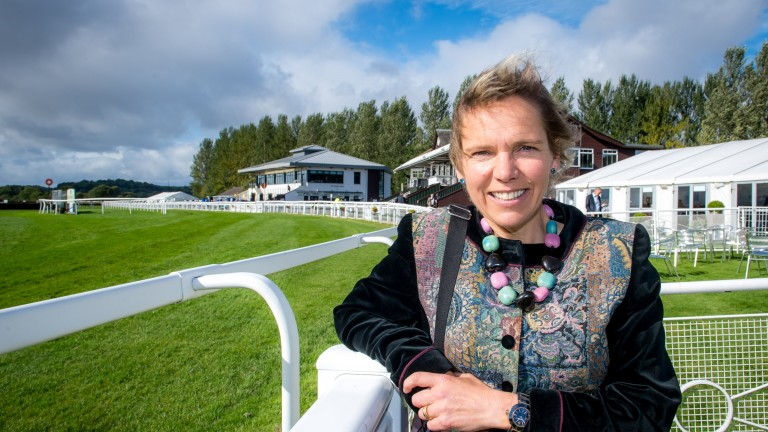 Hazel Peplinski: Perth chief executive hoping to attract new trainers
