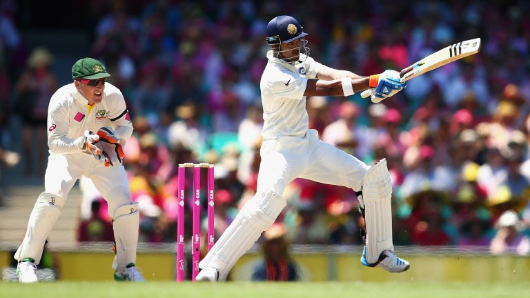 India's Lokesh Rahul loves to play his shots, whatever the format