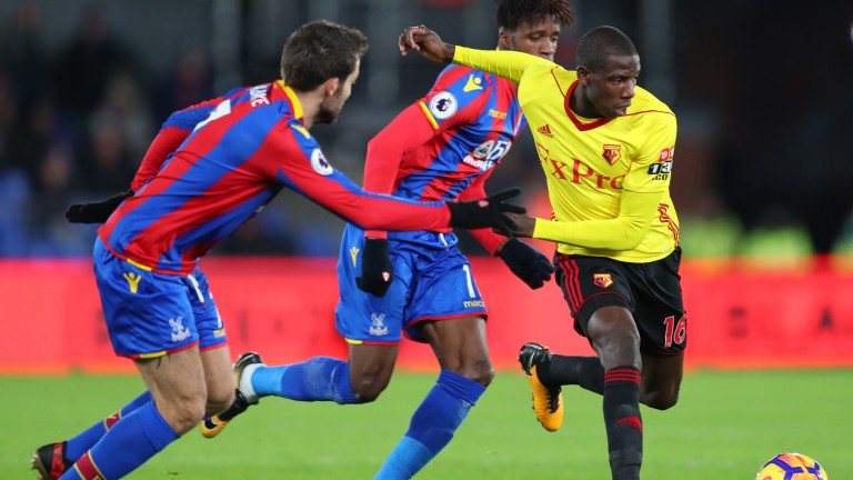Watford's Abdoulaye Doucoure