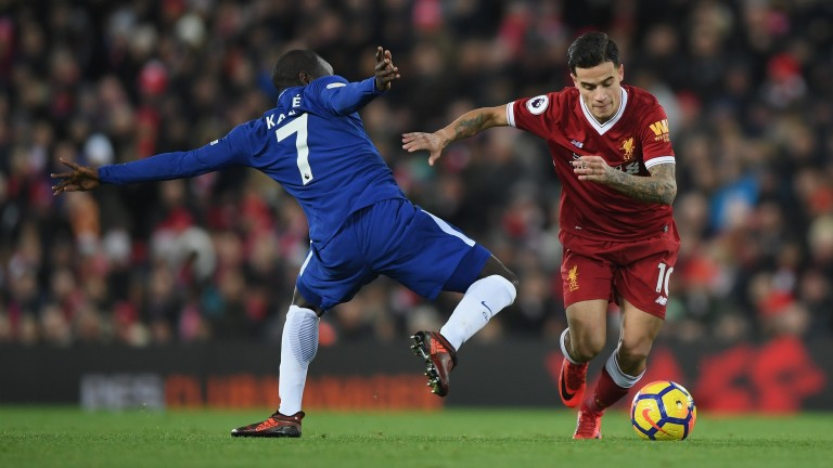 Philippe Coutinho has been in fantastic form for Liverpool