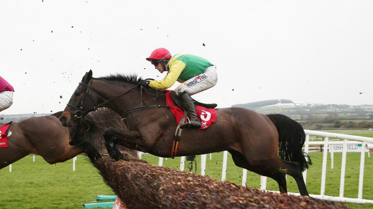 Sizing John is due to line-up, weather permitting, at Leopardstown on Thursday