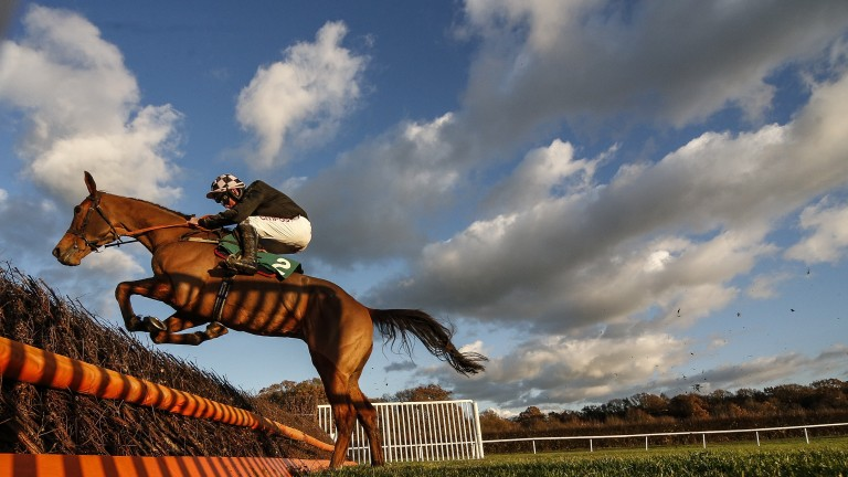The Surrey National will be run at Lingfield on ground described as heavy, soft in places