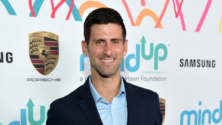 Novak Djokovic should be well rested after a long break from tennis