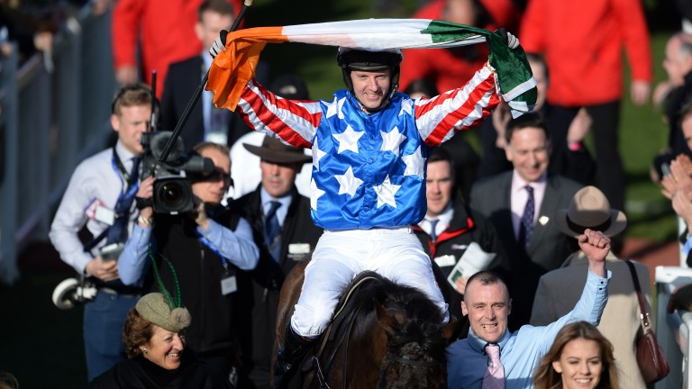 Noel Fehily returning on Special Tiara after their Champion Chase victory last year