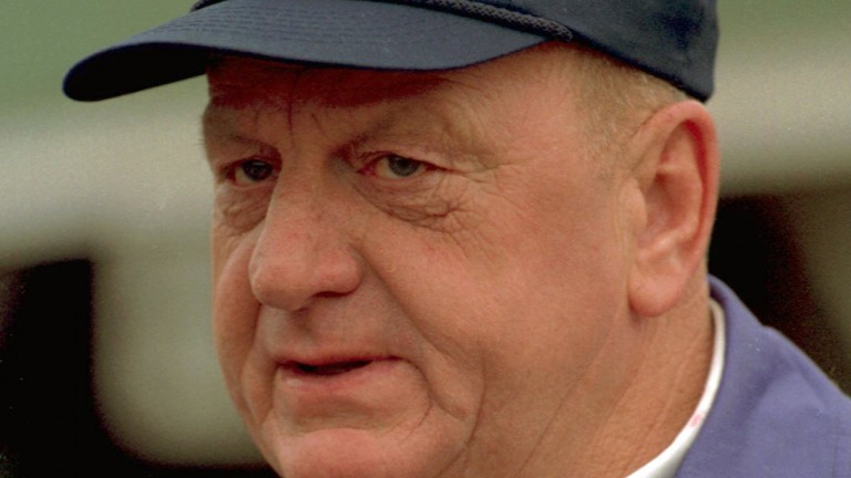 Hall of Fame trainer Jack van Berg, who has died at the age of 81
