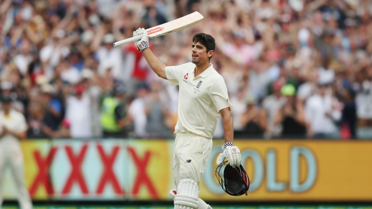 Alastair Cook is set to retire from England duty