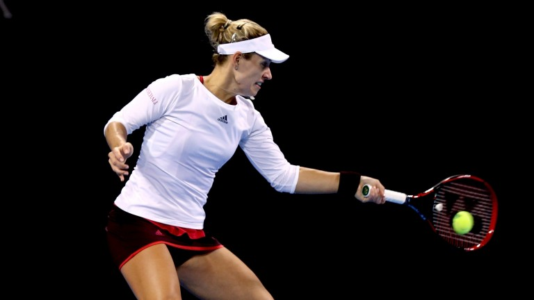 Angelique Kerber could fare better this season than last