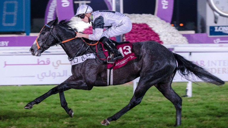 Tip Two Win: twice successful in Qatar