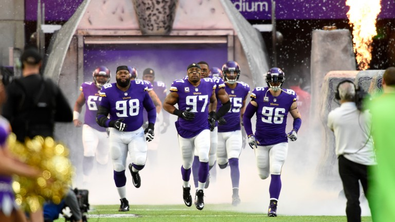Minnesota Vikings have a great defence