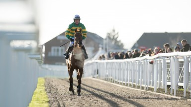Yanworth and Barry Geraghty return after winning the Dipper