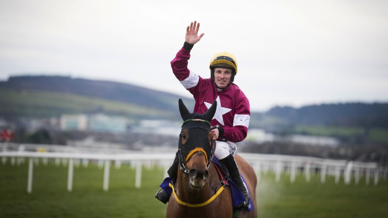 Road To Respect and Sean Flanagan bagged a Grade 1 in the Christmas Chase at Leopardstown
