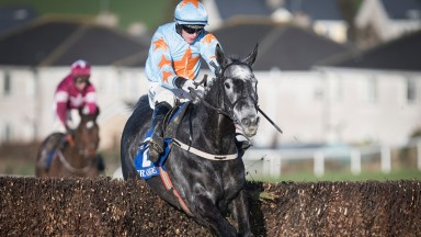 Bachasson: was an impressive winner at Tramore