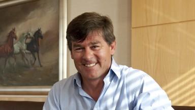 Simon Crisford: has a leading chance with Ghaseedah at Southwell