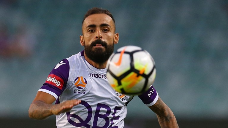 Diego Castro of Perth Glory