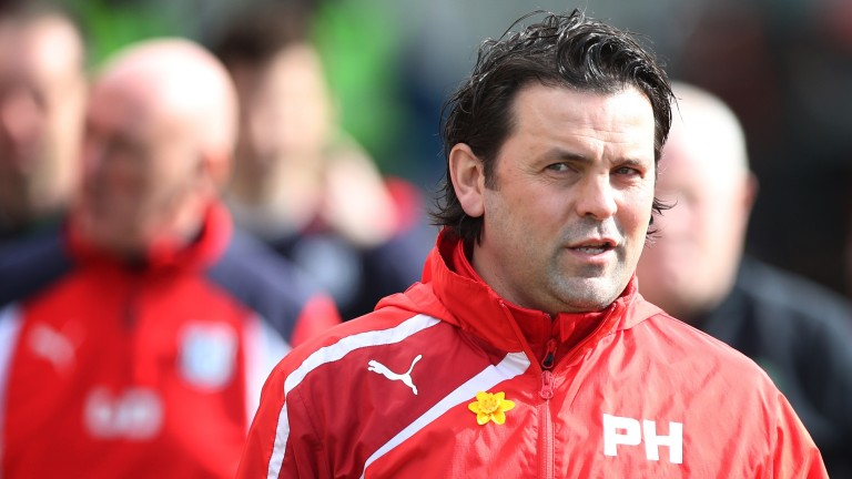 Paul Hartley is struggling to get a tune out of his Falkirk squad