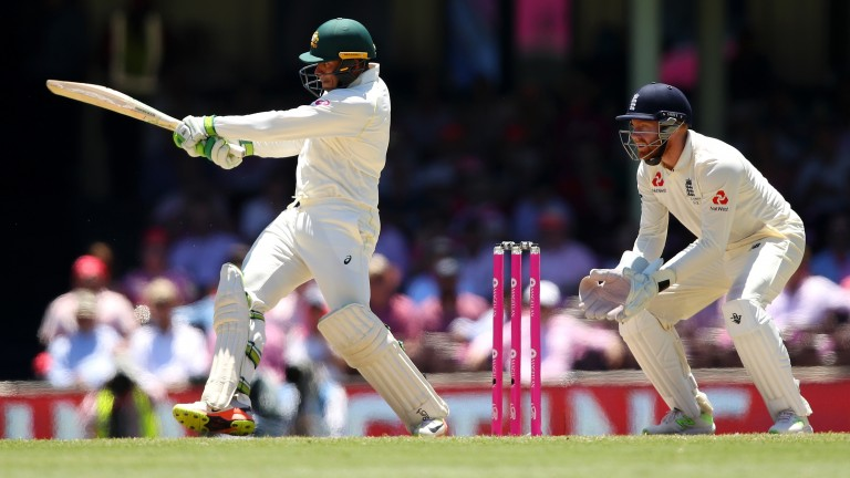 Usman Khawaja's 171 piled on the misery for England's bowlers in Sydney