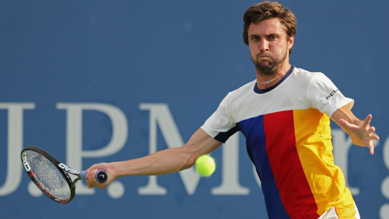 There could be more to come from Gilles Simon