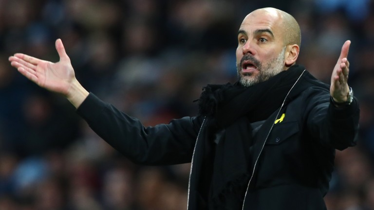Manchester City boss Pep Guardiola is mystified by the hectic Christmas schedule